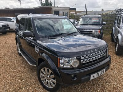 LAND ROVER DISCOVERY 4 SDV6 HSE - 3154 - 2