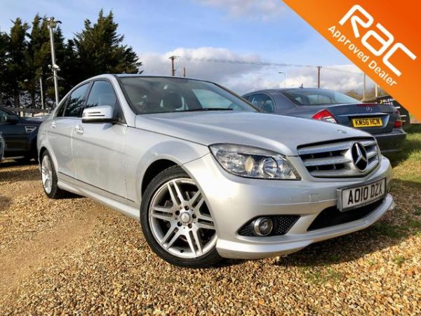 Used MERCEDES C-CLASS in Witney, Oxfordshire for sale