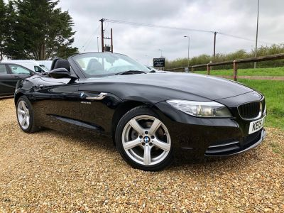 BMW Z SERIES Z4 SDRIVE20I ROADSTER - 2859 - 28