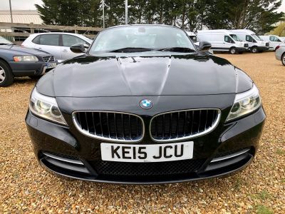 BMW Z SERIES Z4 SDRIVE20I ROADSTER - 2859 - 3