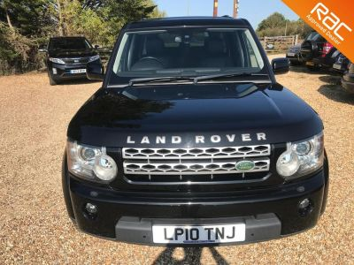 LAND ROVER DISCOVERY 4 TDV6 HSE - 3414 - 3