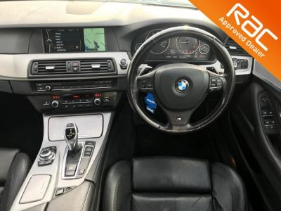 BMW 5 SERIES 520D M SPORT TOURING - 3033 - 11