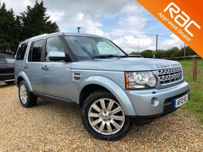 LAND ROVER DISCOVERY 4 SDV6 HSE - 2885 - 1