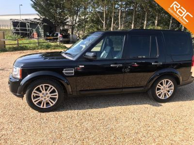 LAND ROVER DISCOVERY 4 TDV6 HSE - 3414 - 7