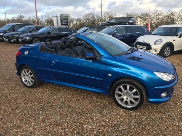 Used PEUGEOT 206 in Witney, Oxfordshire for sale