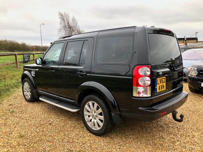 LAND ROVER DISCOVERY 4 SDV6 HSE - 3025 - 5