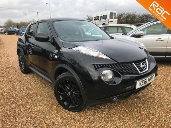 Used NISSAN JUKE in Witney, Oxfordshire for sale