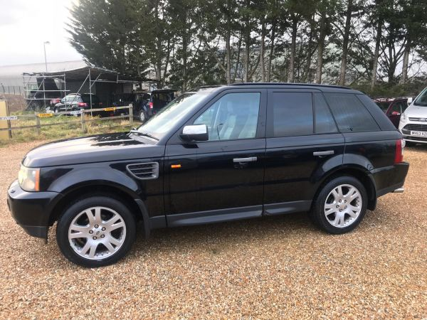 Used LAND ROVER RANGE ROVER SPORT in Witney, Oxfordshire for sale