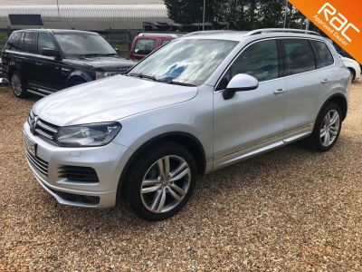 VOLKSWAGEN TOUAREG V6 ALTITUDE TDI BLUEMOTION TECHNOLOGY - 3356 - 9