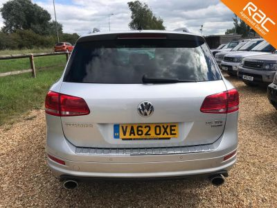 VOLKSWAGEN TOUAREG V6 ALTITUDE TDI BLUEMOTION TECHNOLOGY - 3356 - 12