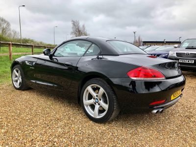 BMW Z SERIES Z4 SDRIVE20I ROADSTER - 2859 - 6