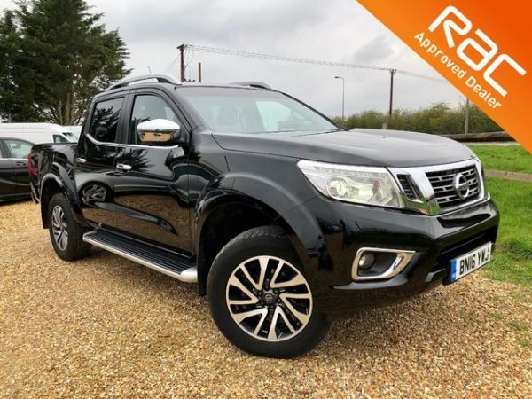 Used NISSAN NP300 NAVARA in Witney, Oxfordshire for sale