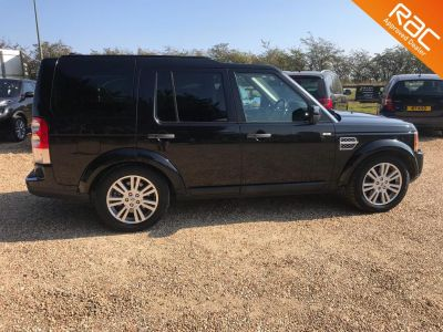 LAND ROVER DISCOVERY 4 TDV6 HSE - 3414 - 10