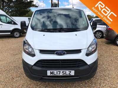 FORD TRANSIT CUSTOM 290 LR P/V EURO 6 ENGINE - 2952 - 2