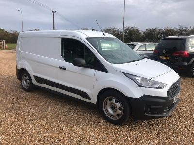 FORD TRANSIT CONNECT 210 BASE TDCI - 3436 - 2