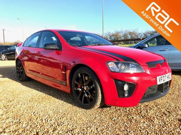 Used VAUXHALL VXR8 in Witney, Oxfordshire for sale