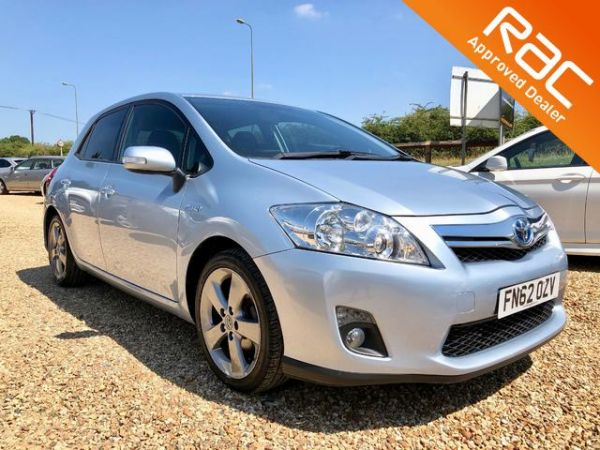 Used TOYOTA AURIS in Witney, Oxfordshire for sale