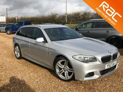 BMW 5 SERIES 520D M SPORT TOURING - 3033 - 1