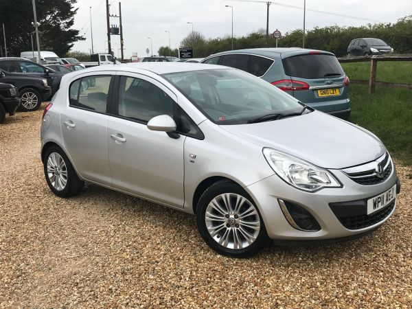 Used VAUXHALL CORSA in Witney, Oxfordshire for sale