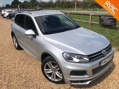 VOLKSWAGEN TOUAREG V6 ALTITUDE TDI BLUEMOTION TECHNOLOGY - 3356 - 3