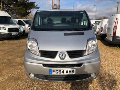 RENAULT TRAFIC LL29 SPORT DCI S/R - 3034 - 2
