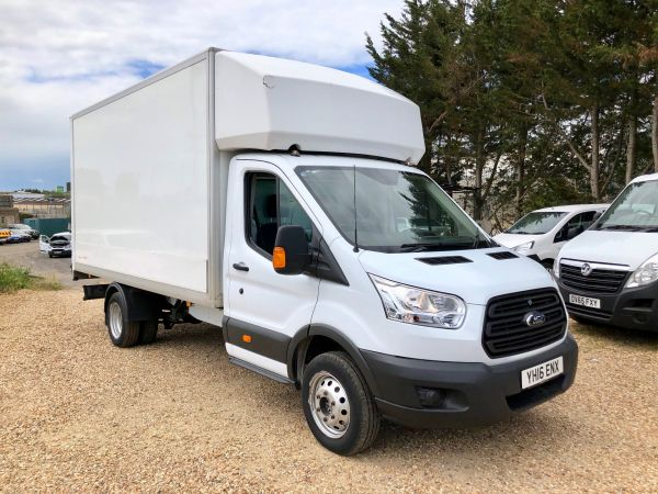 Used FORD LUTON TRANSIT in Witney, Oxfordshire for sale