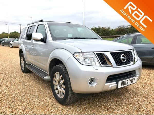 Used NISSAN PATHFINDER in Witney, Oxfordshire for sale
