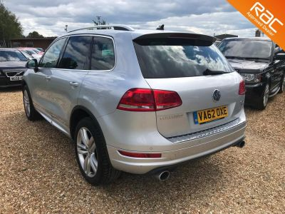VOLKSWAGEN TOUAREG V6 ALTITUDE TDI BLUEMOTION TECHNOLOGY - 3356 - 7