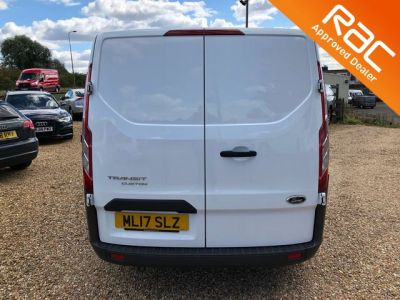 FORD TRANSIT CUSTOM 290 LR P/V EURO 6 ENGINE - 2952 - 5